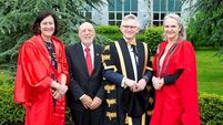 UCC professor wins two top international dental research awards