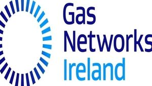 Gas Networks Ireland reduces energy use by over 40%