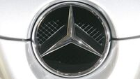 China builds 5% stake in Mercedes-Benz maker Daimler