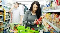 Grocery price inflation at supermarkets eases back to 2.8% as €2.49bn spent at tills