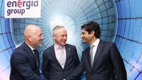 Energia Group announces €3bn investment in renewable energy, and 200 Dublin jobs