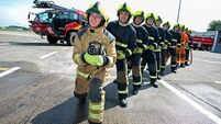 Shannon Airport to put new firefighters through their paces after major investment