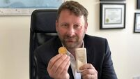 My job with Stephen Flood: Brexit bringing gold from London to Dublin