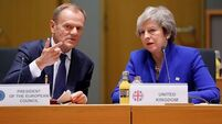 Mixed reaction in EU as May goes cap in hand for extension