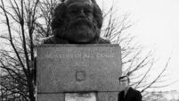 They can never bury Karl Marx's great ideas
