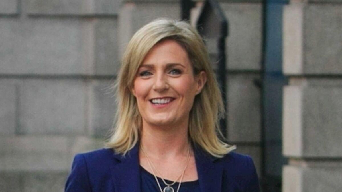 TD Maria Bailey