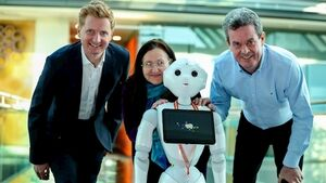 Humanoid robots bringing 'cobotics' to life in workplace