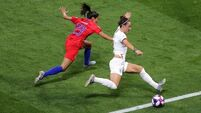 Women's soccer may be growing in popularity but the game is still fighting for stable footing