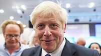 Prime Minister Johnson: Seatbelts on, Boris got the job