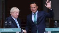 Varadkar had one job to do: Blame Boris