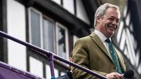 Polls promise a new crisis for UK - Farage's Brexit party soars
