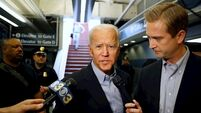 Biden's faults may not hinder him because of President Trump