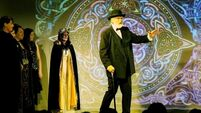 Patrick Bergin returns to Cork with a bit of Blarney