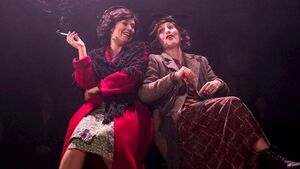 Merry in our misery: Audiences love lighthearted moments of Angela's Ashes musical