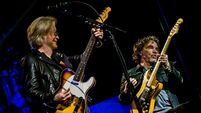 I can go for that: Hall and Oates ready to rock Cork