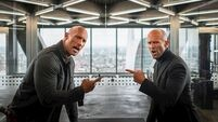 Fierce rivals joining forces for Fast & Furious spinoff