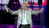 'Will I retire? I'll have to one day': Rod Stewart on his tour and love of football