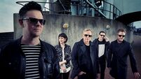 Review: New Order, Trinity College, Dublin