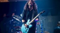 David Grohl: Playing through the pain ahead of Dublin gig