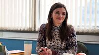 Life's on the up for Aisling Bea ahead of new TV comedy