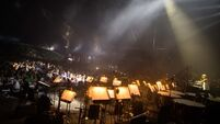 Jenny Greene and the RTÉ Concert Orchestra light up Cork at Live at the Marquee