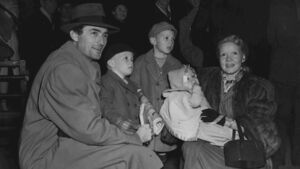 Gregory Peck's family reconnect with Ireland