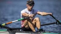 Gary O'Donovan wins through to World Rowing Championship quarter-finals