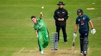 Cricket Ireland announce three-match series against England in 2020