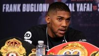 "Joshua wants to get his boxing ""passion"" back ahead of Ruiz rematch"
