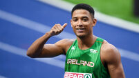 Leon Reid finishes in sixth place in Diamond League meeting in Rabat