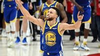 Warriors claw back to deny Raptors maiden win in game five of NBA finals