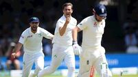 Incredible Ireland bowl England out for 85 runs in dream start to historic Test