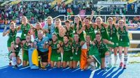 Ireland's hockey teams get best possible draws for Olympic qualifiers