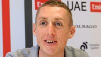 Eager Dan Martin targets another top-five finish