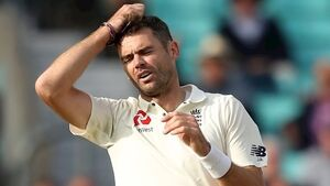 Anderson to miss Ireland Test
