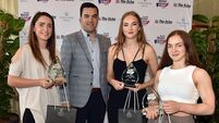 Echo Women in Sport Awards for top trio