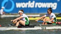 Two Irish crews qualify for World Rowing Championship semi-finals