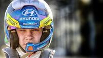 Paddon and Breen back in the WRC spotlight in Finland