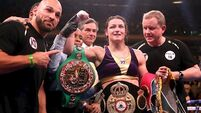 Katie Taylor: 'When they realised I was a girl, there was uproar'