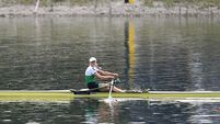 More Irish rowers secure places in Tokyo Olympics