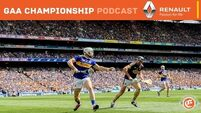 Dalo's Hurling Podcast: Tipperary's defiance; Will Davy Fitz stay on? Cody's greatest semi-final victory?