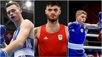 Nevin, McGivern and Buckley continue Ireland's positive boxing run at European Games