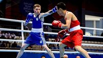Nevin and Buckley secure medals at European Games