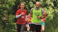 'Everything is possible, it's just about determination': The running couple with a difference