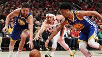 First a break, then NBA Finals: Warriors eager for some time off