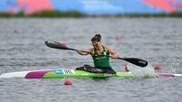 European Games: Two eight place finishes for Jenny Egan in Minsk