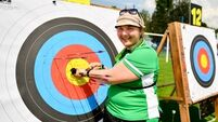 Archer Maeve Reidy headed for knockout rounds in Minsk