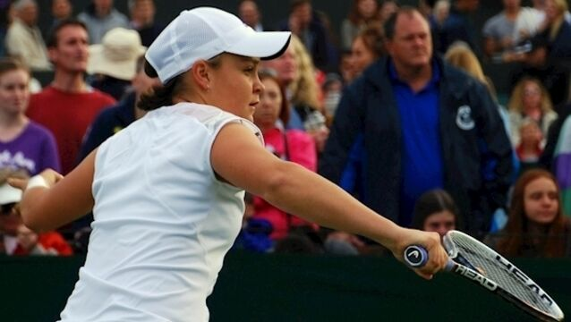 Barty crowns tennis comeback with first grand slam singles title at French Open