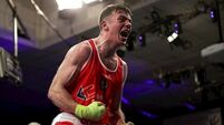 Irish boxers to enter the ring at European Games today