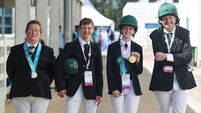 Olympic window opens for Irish dressage